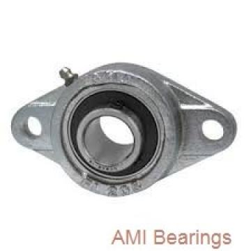 AMI KHPF206-19  Flange Block Bearings