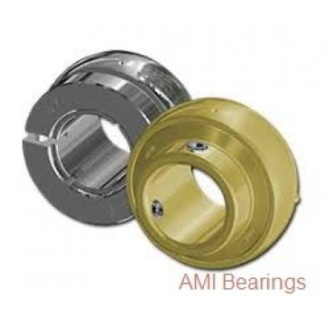 AMI KHFT207  Flange Block Bearings