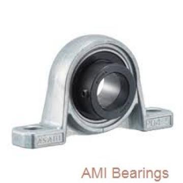 AMI UENFL206-19B  Flange Block Bearings