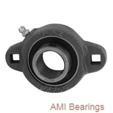 AMI UENFL205-16MZ20CEW  Flange Block Bearings