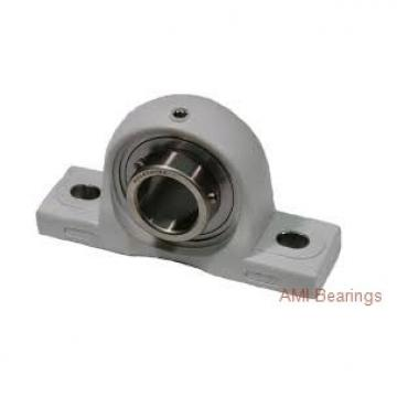 AMI KHFT201-8  Flange Block Bearings