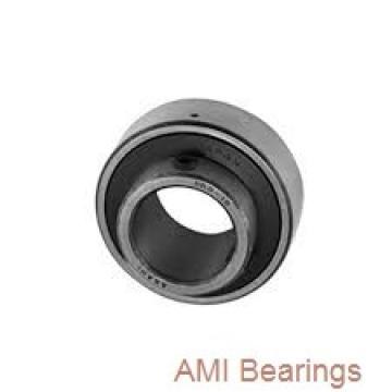 AMI UENFL206W  Flange Block Bearings