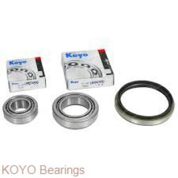 KOYO 3NCHAR013C angular contact ball bearings