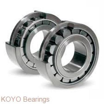 KOYO 3NCHAR032 angular contact ball bearings