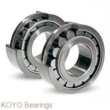KOYO 7309 angular contact ball bearings