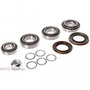 KOYO KCA100 angular contact ball bearings