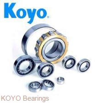 KOYO 78255X/78537 tapered roller bearings