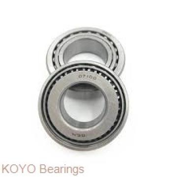 KOYO 6311-2RS deep groove ball bearings