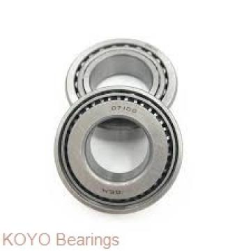KOYO T2ED095 tapered roller bearings