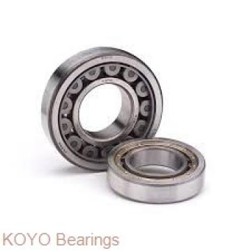 KOYO 3NCHAR909 angular contact ball bearings