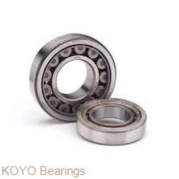 KOYO TR101204 tapered roller bearings