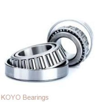 KOYO 46256A tapered roller bearings