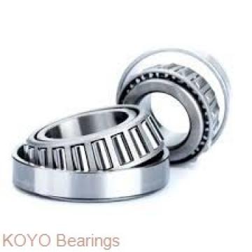 KOYO 6021-2RS deep groove ball bearings